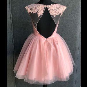 Sherri Hill Dresses - NWT Sherri Hill Prom Dress - Blush